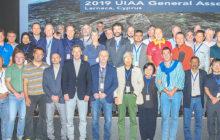 UIAA 2019 Genel Kurulu Larnaka'da yapıldı. 2020 Antalya'da düzenlenecek!