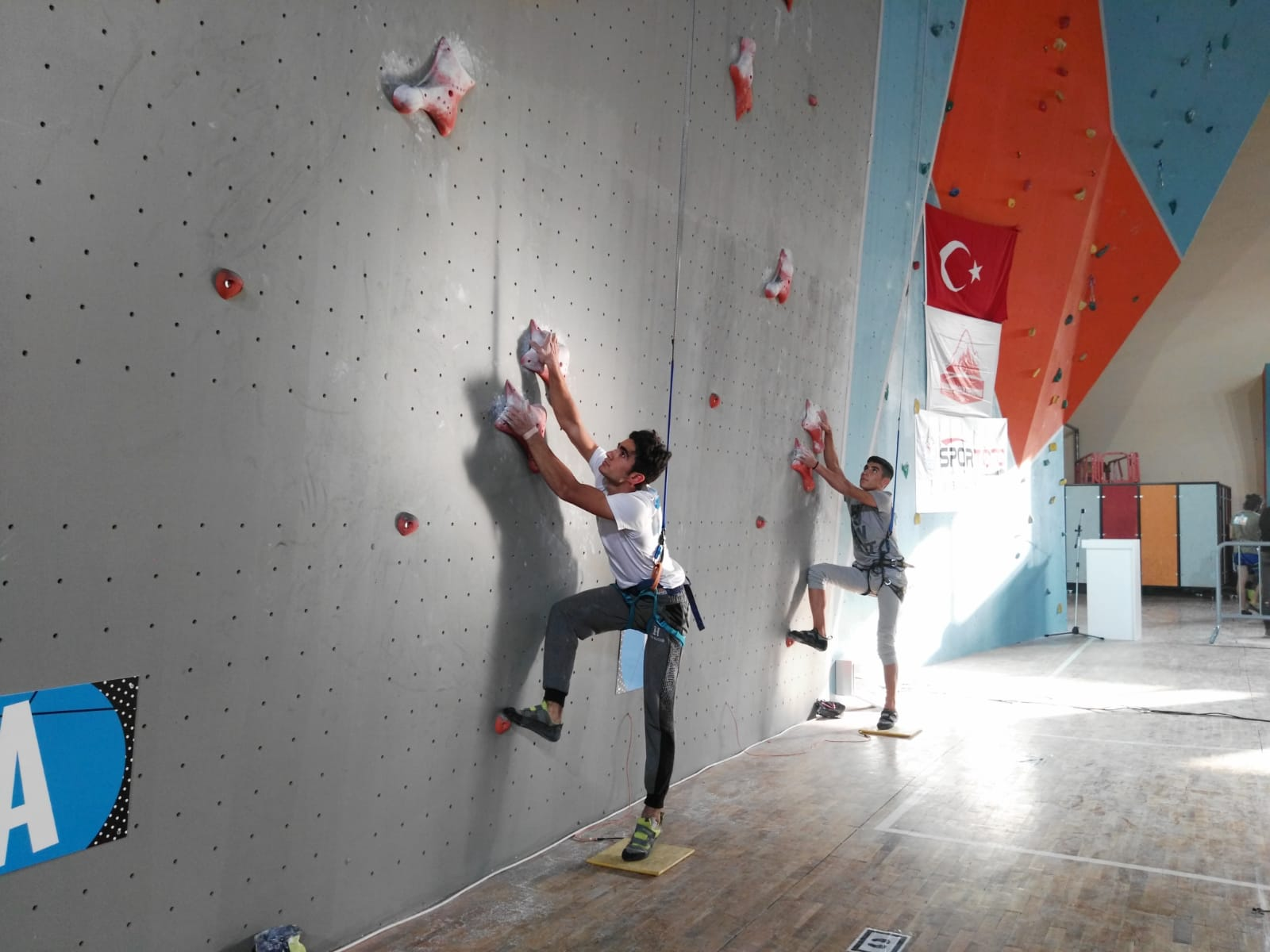 Spor Tırmanış 2. Bölge Şampiyonası – Malatya Başvuruları (Boulder – Hız)