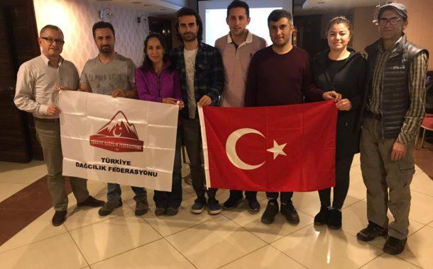 MHK ve Spor Tırmanış Kurullarımız Ankara'da toplandı.