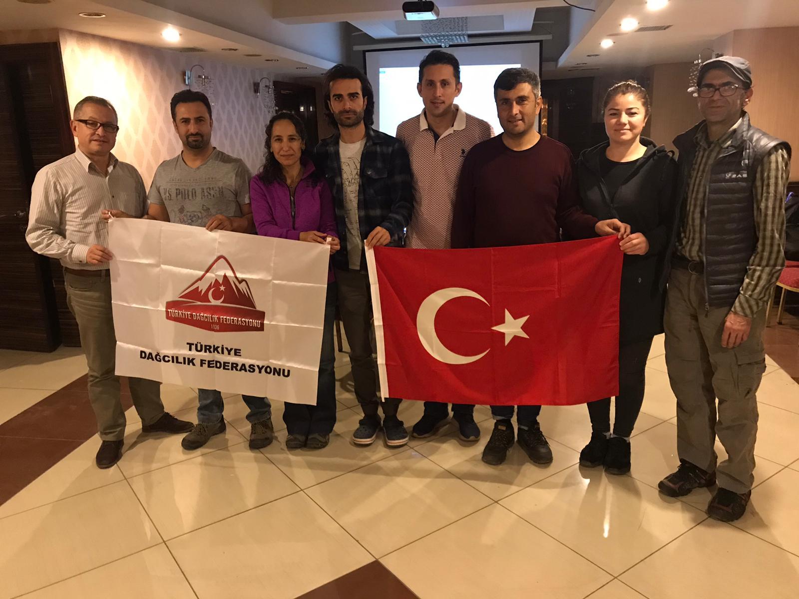 MHK ve Spor Tırmanış Kurullarımız Ankara'da Toplandı