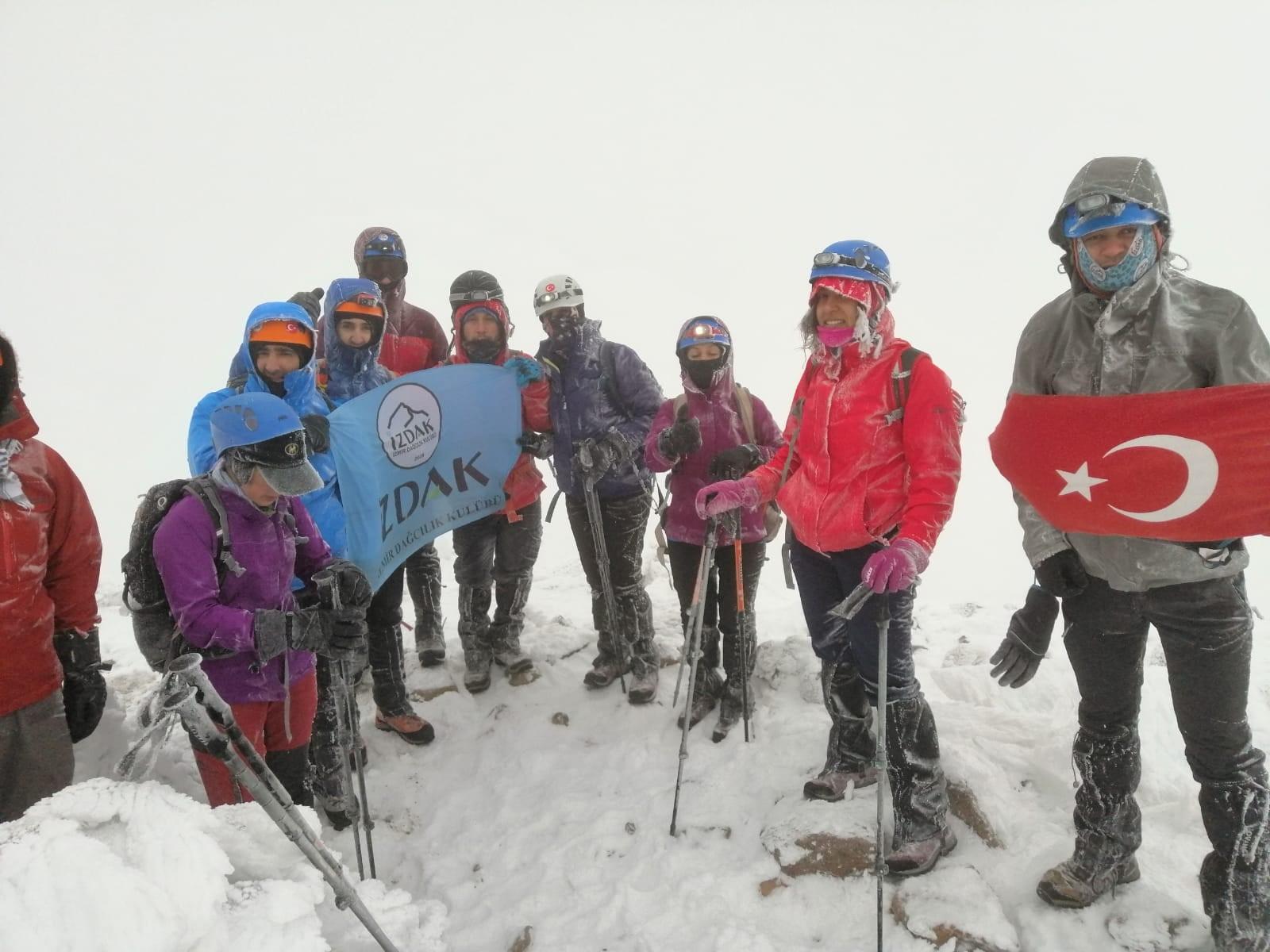 Hasan Dağı Tırmanışı