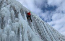 Buz Duvarı, İnşa Süreci ve 1. Palandöken Outdoor Festivali