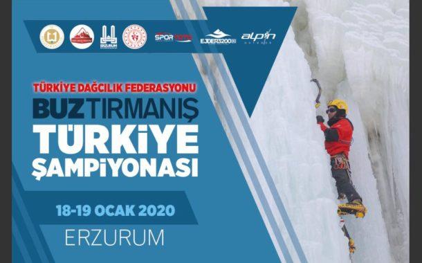 Buz Tırmanışı Türyiye Şampiyonası Sonuçları