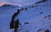 Kış Yürüyüş Liderliği Eğitimi – İzmir Başvuruları