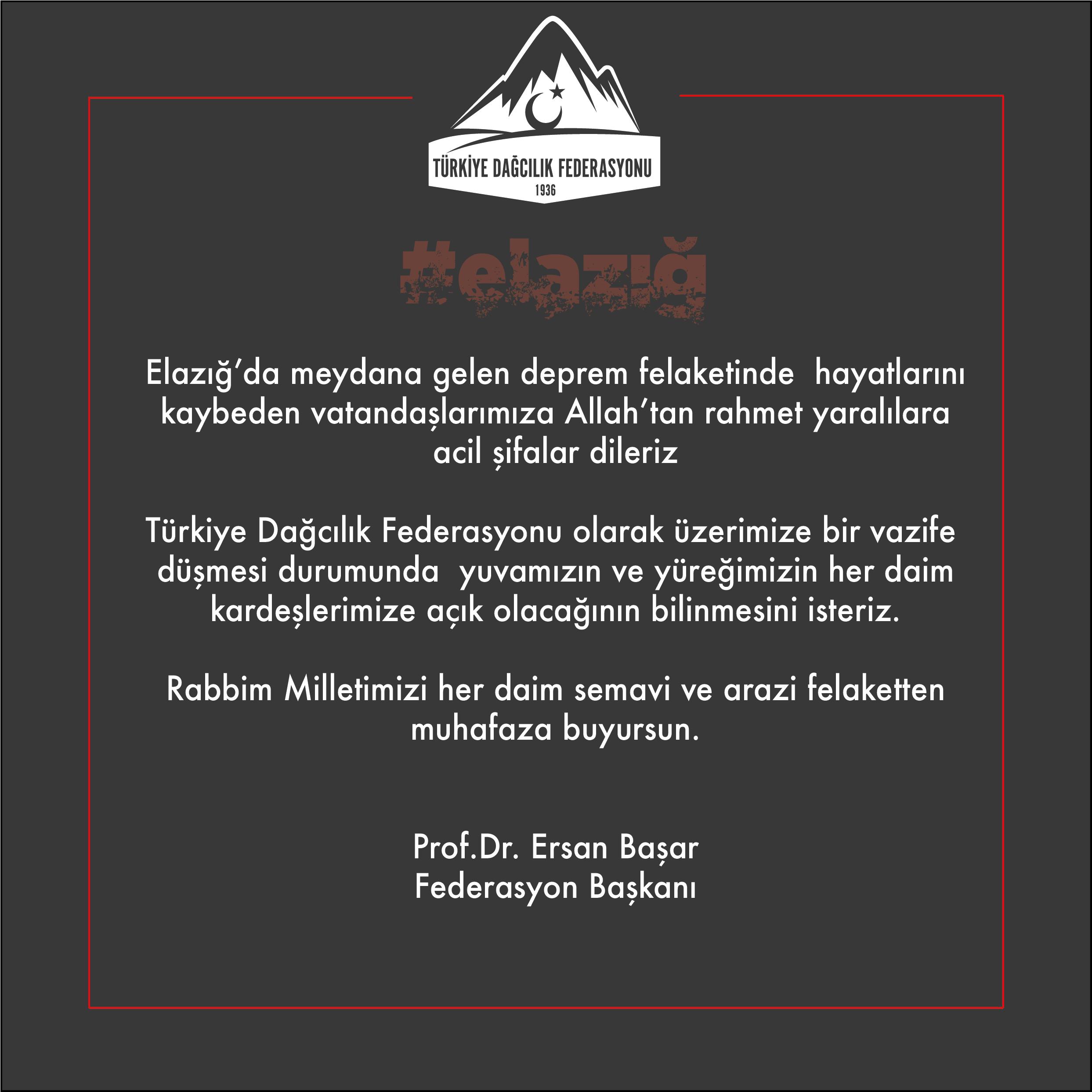 #Elazığ