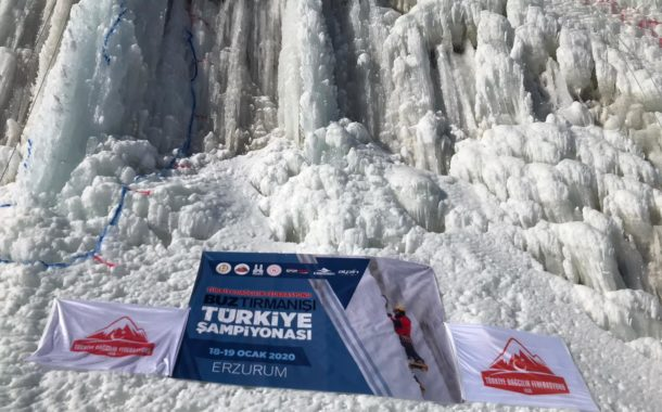 Türkiye Buz Tırmanışı Şampiyonası 2021- Katılımcı Listesi