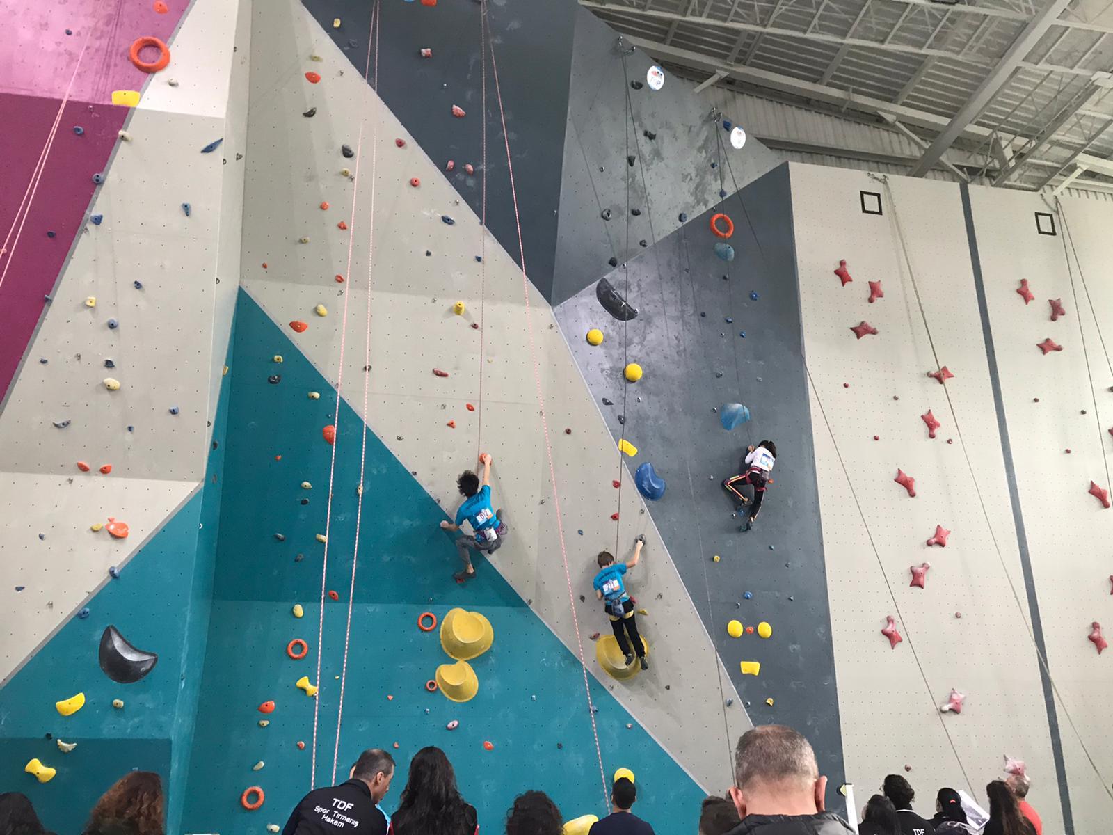 Spor Tırmanış 4. Bölge Şampiyonası – Sakarya Başvuruları (Boulder)
