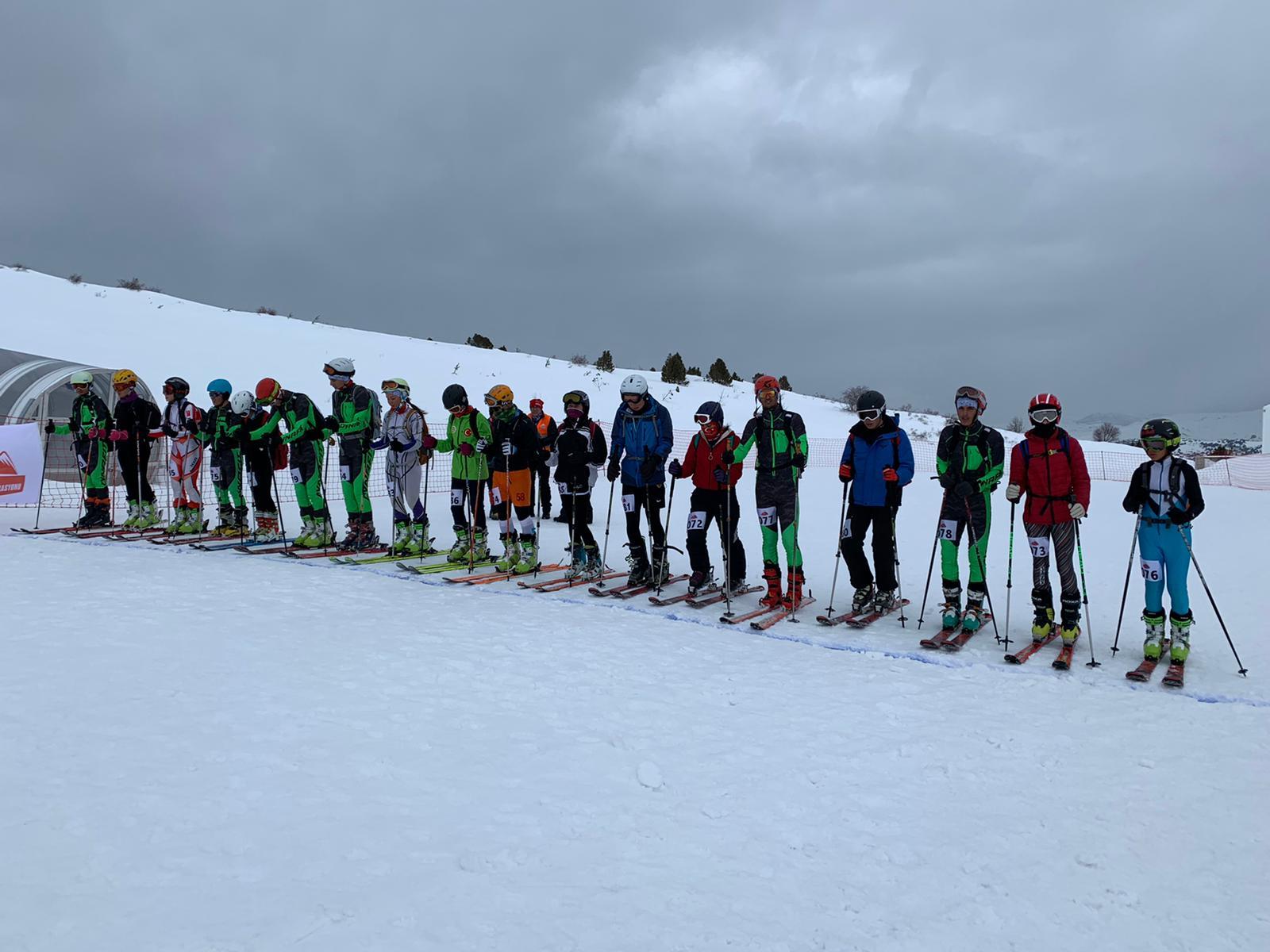 Dağ Kayağı Kaçkar Kış Tırmanışı