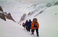 10. Geleneksel Uluslararası Hacılar Erciyes Kış Zirve Tırmanışı