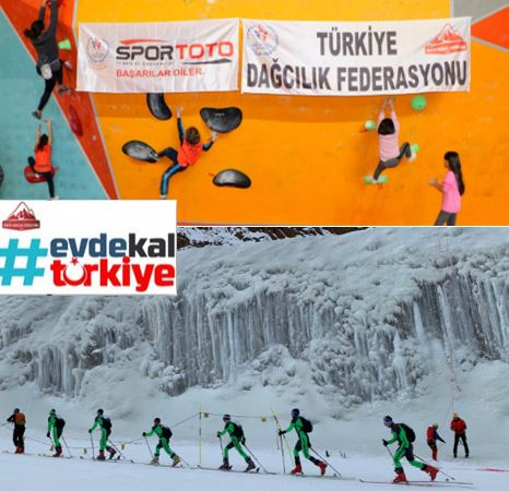 Spor Tırmanış ve Dağ Kayağı Antrenör Semineri – Uzaktan Eğitim Semineri Katılımcı Listesi