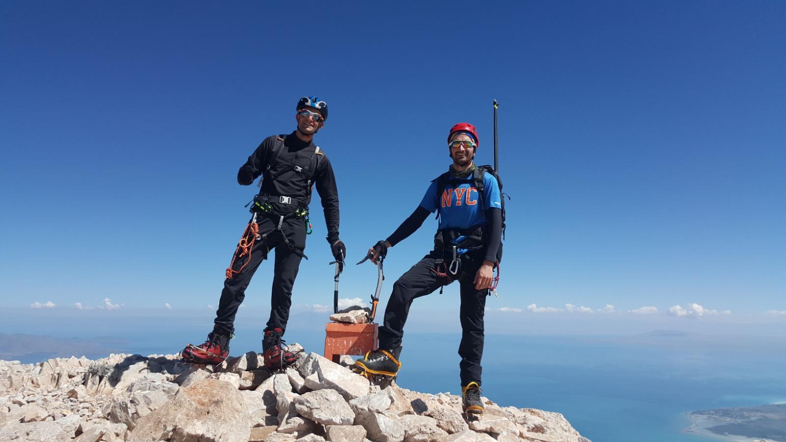 Van Artos Dağı Yeni Bir Rota