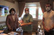 Federasyon Başkanımız Ordu Büyükşehir Belediye Başkanını Ziyaret Etti