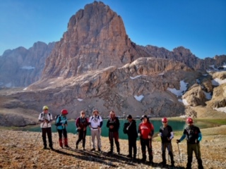 PRODOSS Dağcılık Aladağlarda çeşitli tırmanışlar gerçekleştirdi.