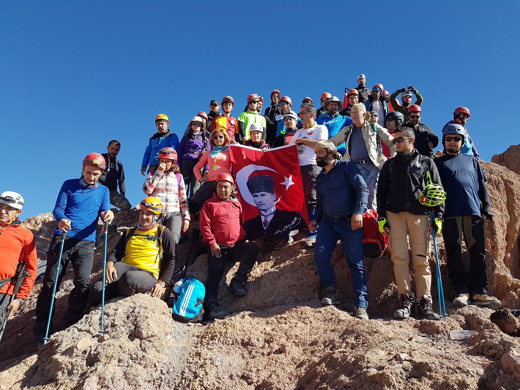 30 Ağustos Zafer Tırmanışı