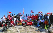 30 Ağustos Uludağ Zafer Tırmanışı
