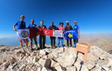 Artos Dağı Tırmanışı