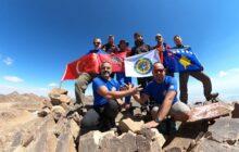Süphan Dağı Tırmanışı