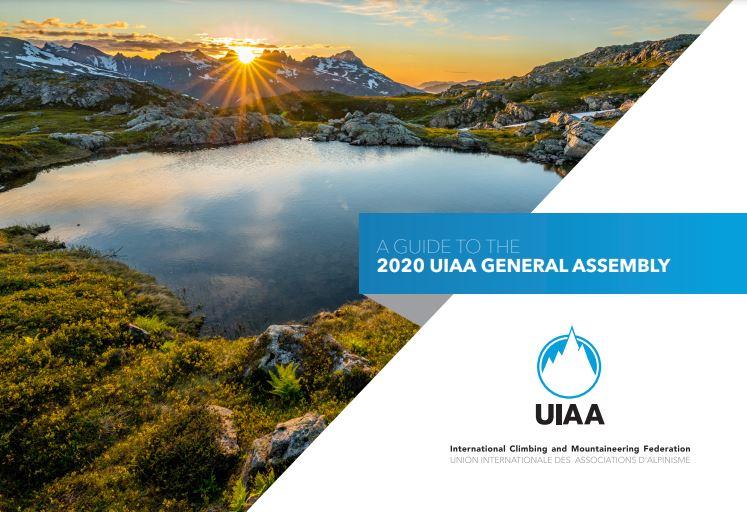 UIAA Genel Kurulu Çevrim İçi Olarak Yapıldı