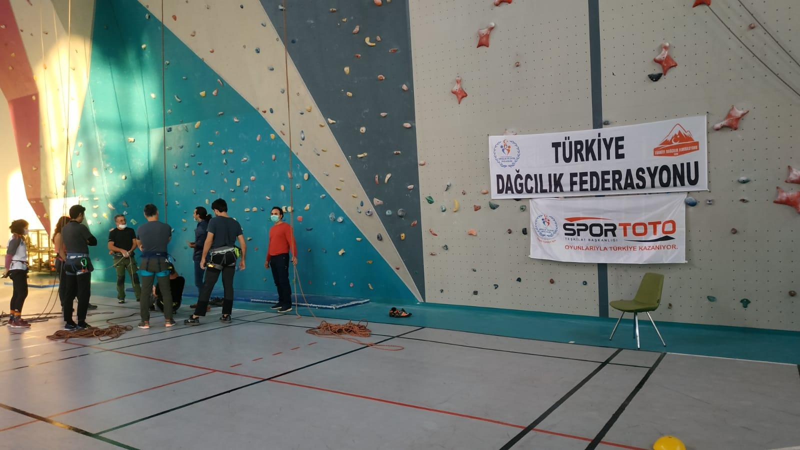Spor Tırmanış İleri Seviye Eğitimi – Bursa Başvuruları