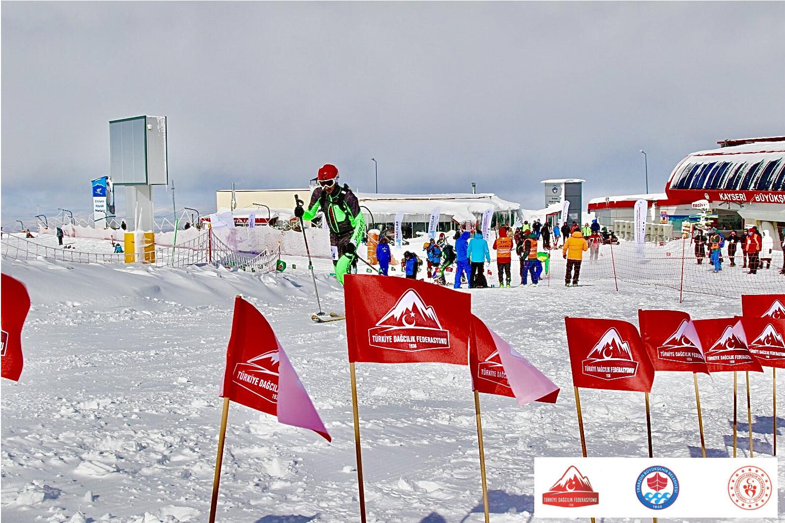 Dağ Kayağı Türkiye Şampiyonası – Trabzon Başvuruları