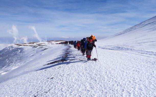 Kış Dağcılık Eğitimi (B) – Kayseri Başvuruları