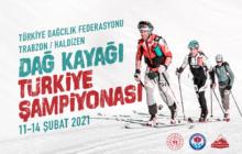 Dağ Kayağı Gençler-Büyükler  2021 Türkiye Şampiyonası – Trabzon Katılımcı Listesi