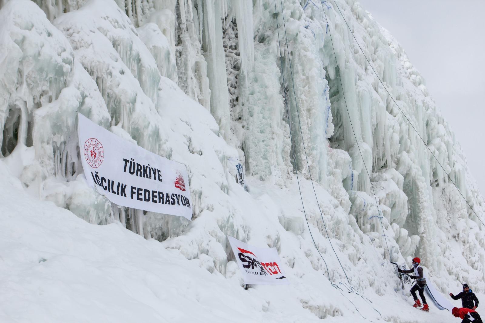 Buz Tırmanışı Türkiye Şampiyonası Tamamlandı