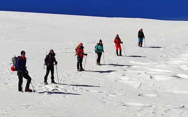 Kış Dağcılık Eğitimi (B) – Kayseri Başvuruları Ek Kontenjan Verilmesi