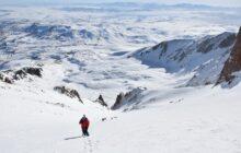 Eska Gençlik ve Spor Kulübü Erciyes Dağı Kış Zirve Tırmanışını Gerçekleştirdi.