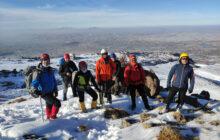 Gezginder Hasan Dağı zirve tırmanışını gerçekleştirdi.